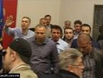 U makedonskom parlamentu pronađena eksplozivna naprava