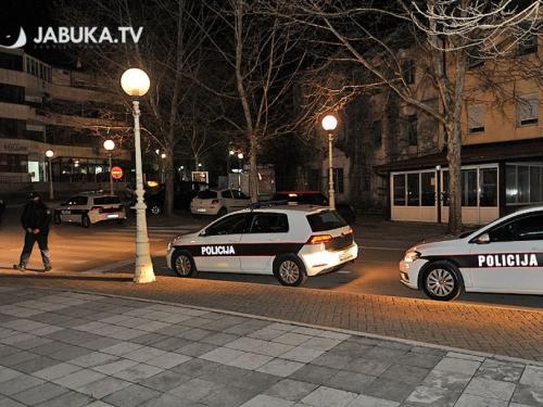 Pomjeren policijski sat u ŽZH