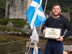 Britanac 75 dana pliva na otvorenom moru