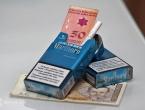 Od danas novo poskupljenje cigareta