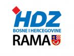 OO HDZ BiH Rama: Bez promjena i u 2015.-oj!