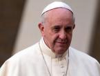Papa osudio napad u Istanbulu: 'Nasilje je prekinulo uvu noć želja i nade'