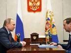 Smjenjuje li Vladimir Putin svoga odanog premijera Medvedeva?
