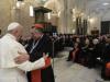Kardinal Puljić se sastao s papom Franjom, evo o čemu su razgovarali