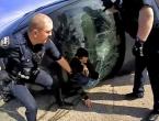 Snimka potjere i uhićenja snimljena policijskom GoPro kamerom