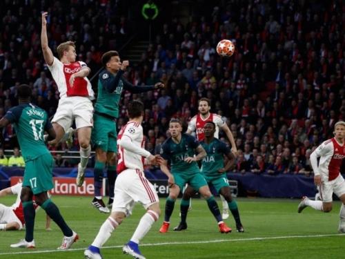 Tottenham se pridružio Liverpoolu u finalu Lige prvaka