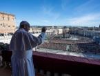 """Papa Franjo osudio """"zla i opačine"""" koji nas navode na odbacivanje migranata"""