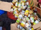 Kod Siska bacili stotine bočica dječje hrane, nije im istekao rok