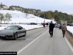 Travnik: U prometnoj nezgodi ozlijeđeno četvero i oštećen skupocjeni Porsche
