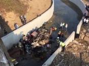 Kamion s migrantima sletio s ceste u Grčkoj. Poginulo 19 ljudi