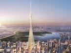 Dubai: Počela gradnja najvišeg tornja na svijetu