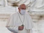 Papa Franjo se cijepio protiv koronavirusa