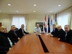 Čović održao sastanak sa stranačkim izaslanstvom iz Rame