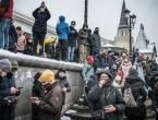 Rusija: Policija uhitila više tisuća demonstranata