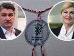U drugom krugu Milanović i Grabar Kitarović, ona u BiH osvojila 66% glasova
