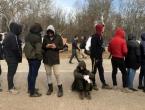 30 migranta pronađeno u vlaku koji je išao iz Srbije
