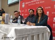 Knjiga ''Nikada nećeš hodati sam'' predstavljena u Mostaru, javio se i Lovren