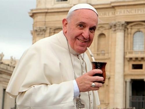 Kavu iz Posušja pio i papa Franjo