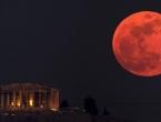 U siječnju ćemo vidjeti krvavi supermjesec