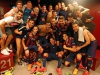 Messijevu fotografiju slavlja iz svlačionice 'lajkalo' više od milijun ljudi