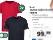 Hrvatska: Muškarac ukrao majicu iz Lidla, ide na 6 mjeseci u zatvor