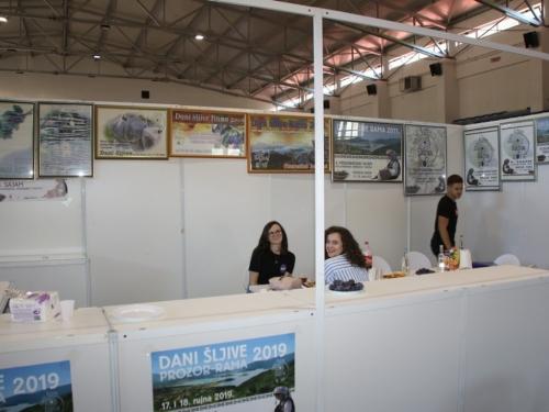 """FOTO: Otvoren 14. sajam """"Dani šljive Prozor-Rama 2019."""""""