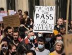 Francuzi protiv covid potvrda i obveznog cijepljenja