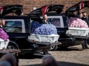 Pokopano troje djece danskog milijardera koja su ubijena na Šri Lanki