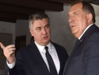 Dodik brani Milanovića