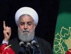 Rouhani: Iran ne želi rat protiv bilo koje zemlje