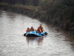 Nastavljena potraga za dječakom koji je upao u rijeku Unu