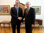 Čović i Vučić razgovarali o unaprjeđenju odnosa BiH i Srbije