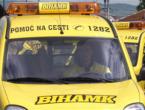 U BiH se prometuje po mokrim i djelomično skliskim prometnicama