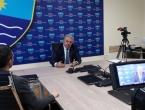 Herceg govorio o MUP-u, prosvjedima zdravstvenih radnika, stanju u proračunu HNŽ-a