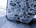 Oprezno, od danas obvezna zimska oprema!