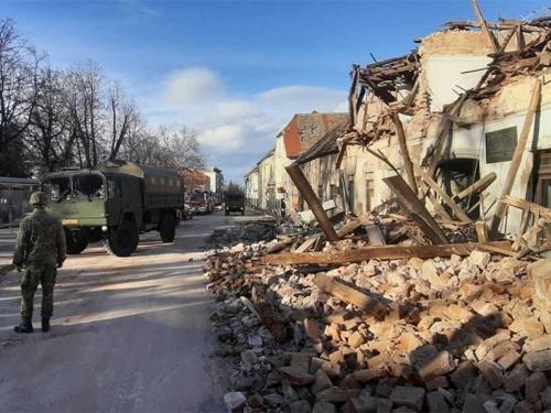Papa Franjo darovao 100 tisuća eura za potresom pogođeno područje u Hrvatskoj - Pročitajte više na:
