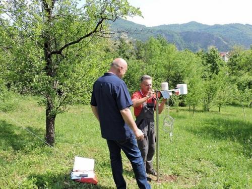 Jablanica dobila prvu agrometeorološku stanicu