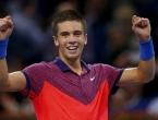 Borna Ćorić prošao prvo kolo US Opena