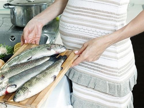Trebaju li trudnice jesti ribu?