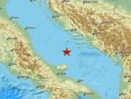 Tlo u Hrvatskoj se ne prestaje tresti: Još jedan potres u Jadranskom moru