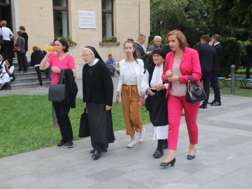 FOTO: Misa Uočnica na Šćitu - Mala Gospa 2018.