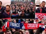 Zlatne hrvatske tenisače dočekao prepun zagrebački središnji trg