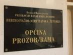 Nacrt Proračuna općine Prozor Rama za 2018. težak 21,7 milijuna KM