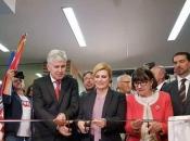 """Grabar Kitarović: """"Nadam se da će ovo biti hrvatsko sidro u Bosni..."""""""