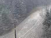 Snijeg pada u BiH