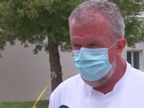 Ravnatelj bolnice u Livnu: Volio bi da svi koji misle da je korona slična gripi dođu u bolnicu