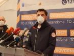Epidemiološko stanje u Mostaru je dramatično, svadbe treba zabraniti