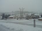 Idućih dana u BiH nestabilno vrijeme s kišom i snijegom