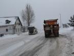 Što nikako ne bi trebali raditi u vožnji po snijegu i ledu?