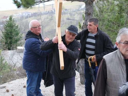 FOTO: Ramski put križa u Podboru